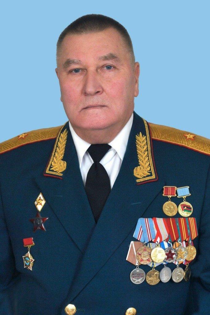 генерал-майор В.Е. Кузнецов